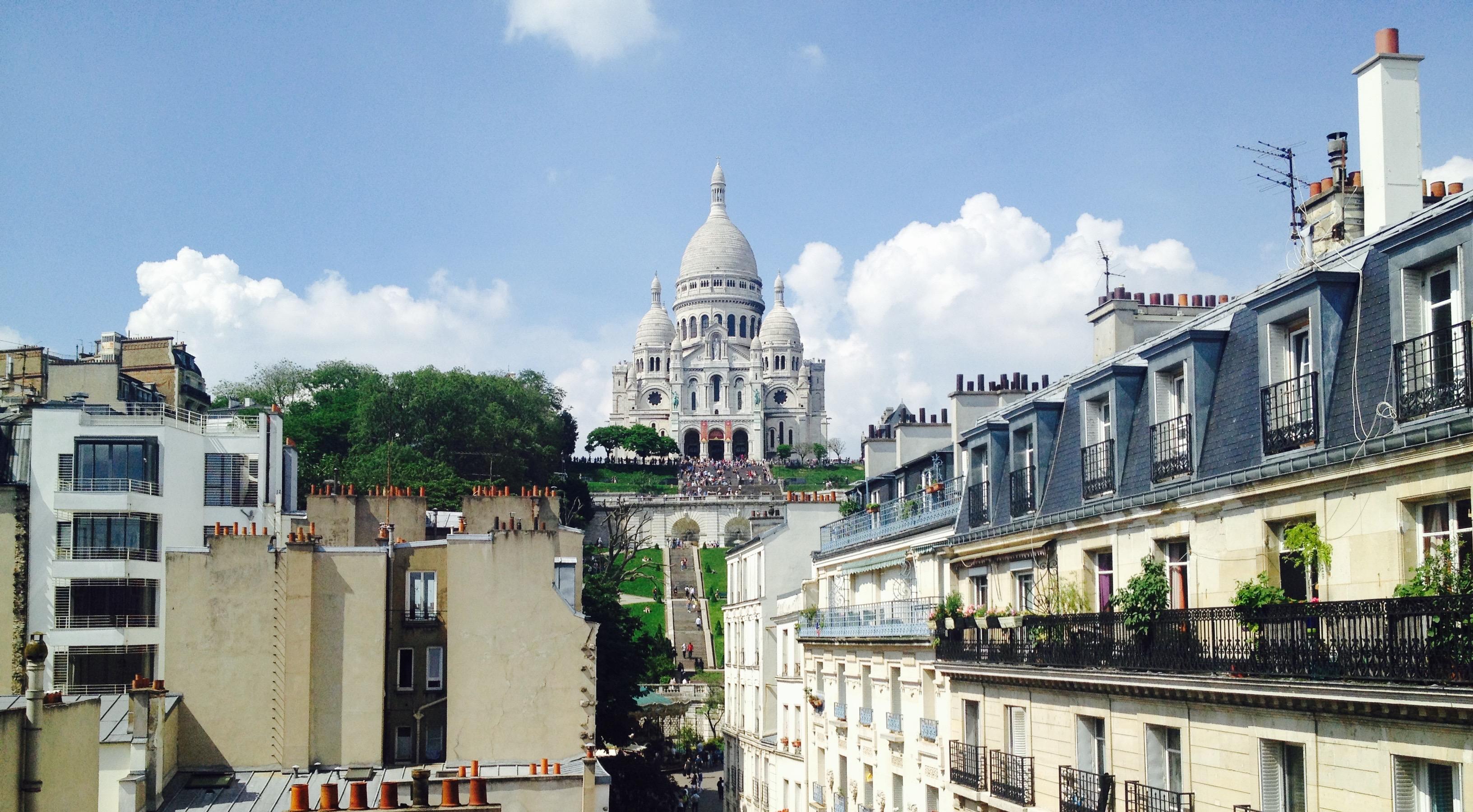 92 m² de vue imprenable sur le Sacré Coeur - Dernier étage Paris