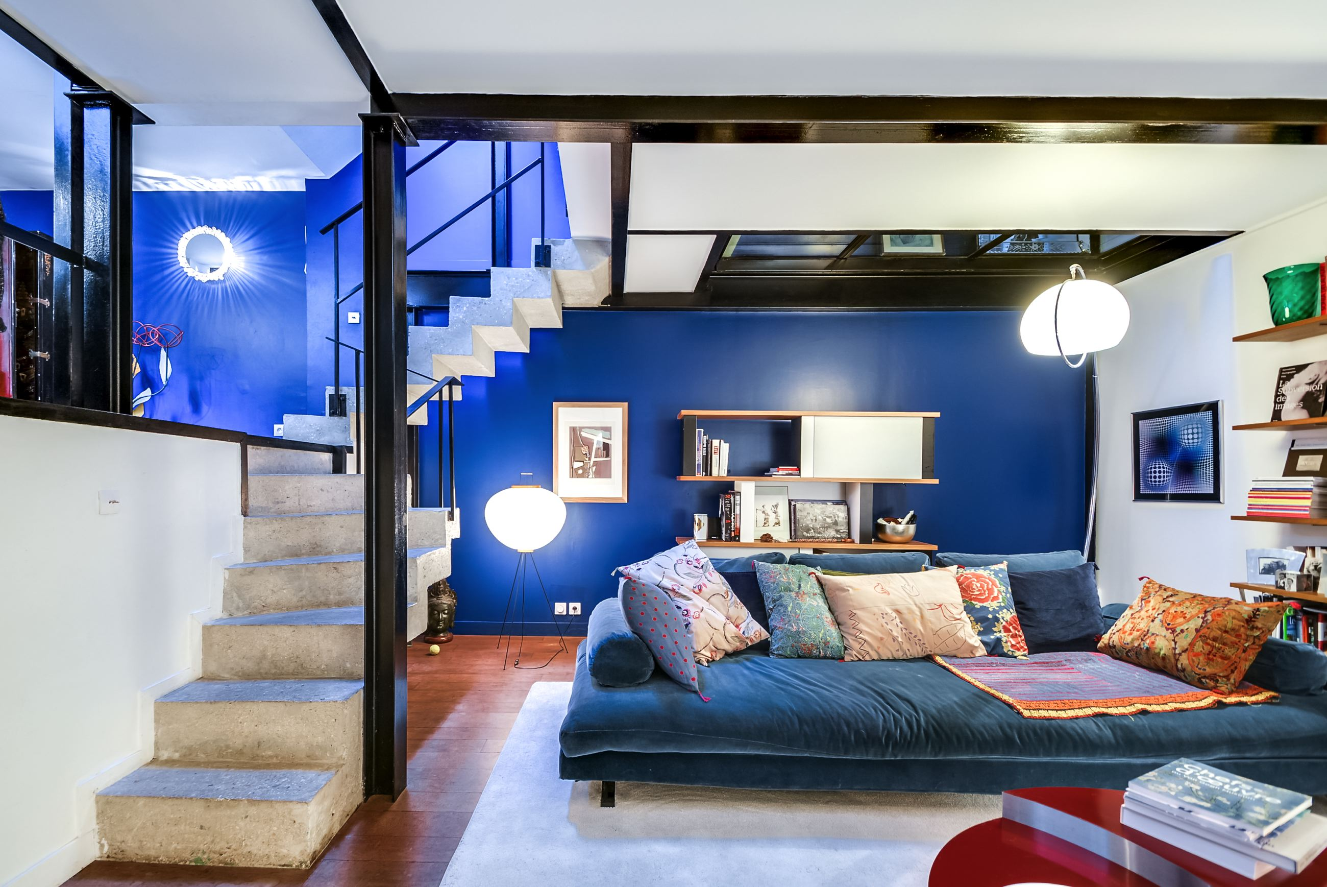 Maison d'Architecte – 165 m² – 75015 André Citroën – Emile Zola