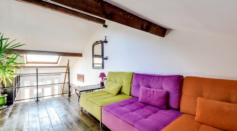 Dernier etage-paris canap