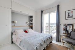 Dernier Etage Paris- chambre parentale