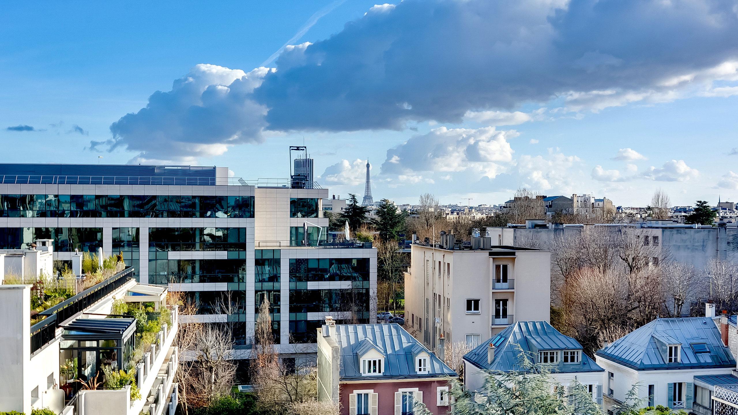Magnifique dernier étage de 86m² avec vue imprenable – Neuilly sur Seine