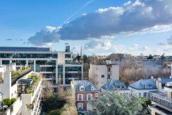 Dernier Etage Paris- vue imprenable