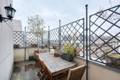 Dernier etage paris terrase 2