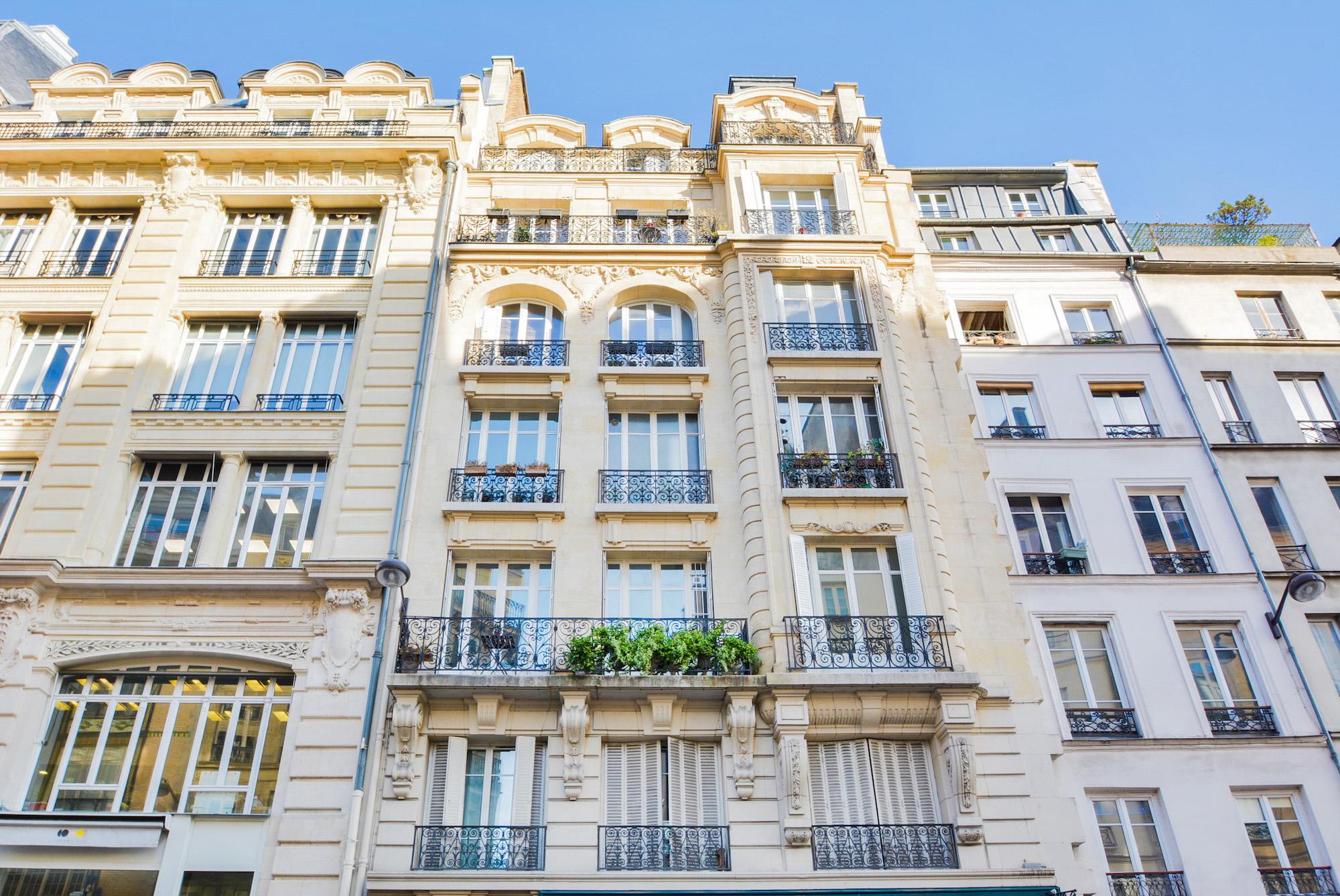 Magique#esprit loft#vue sur Paris