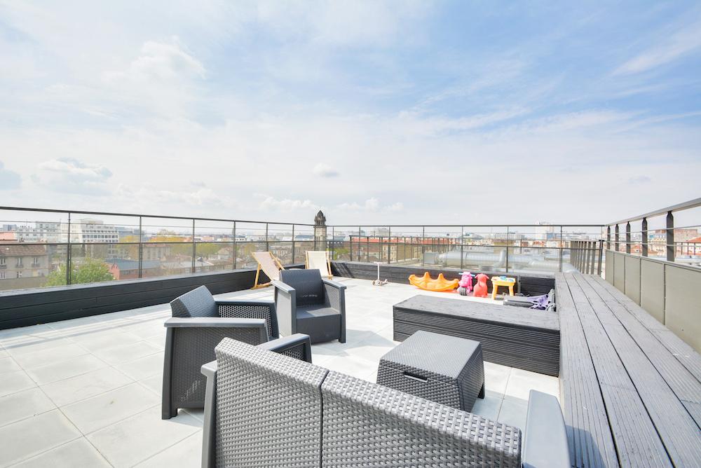 Terrasse et Vue imprenable # Bas Montreuil # Envole moi!