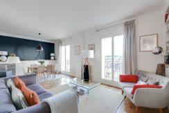 Dernier Etage Paris - Salon