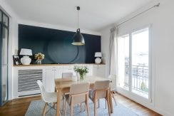 Dernier Etage Paris -salle à manger 2