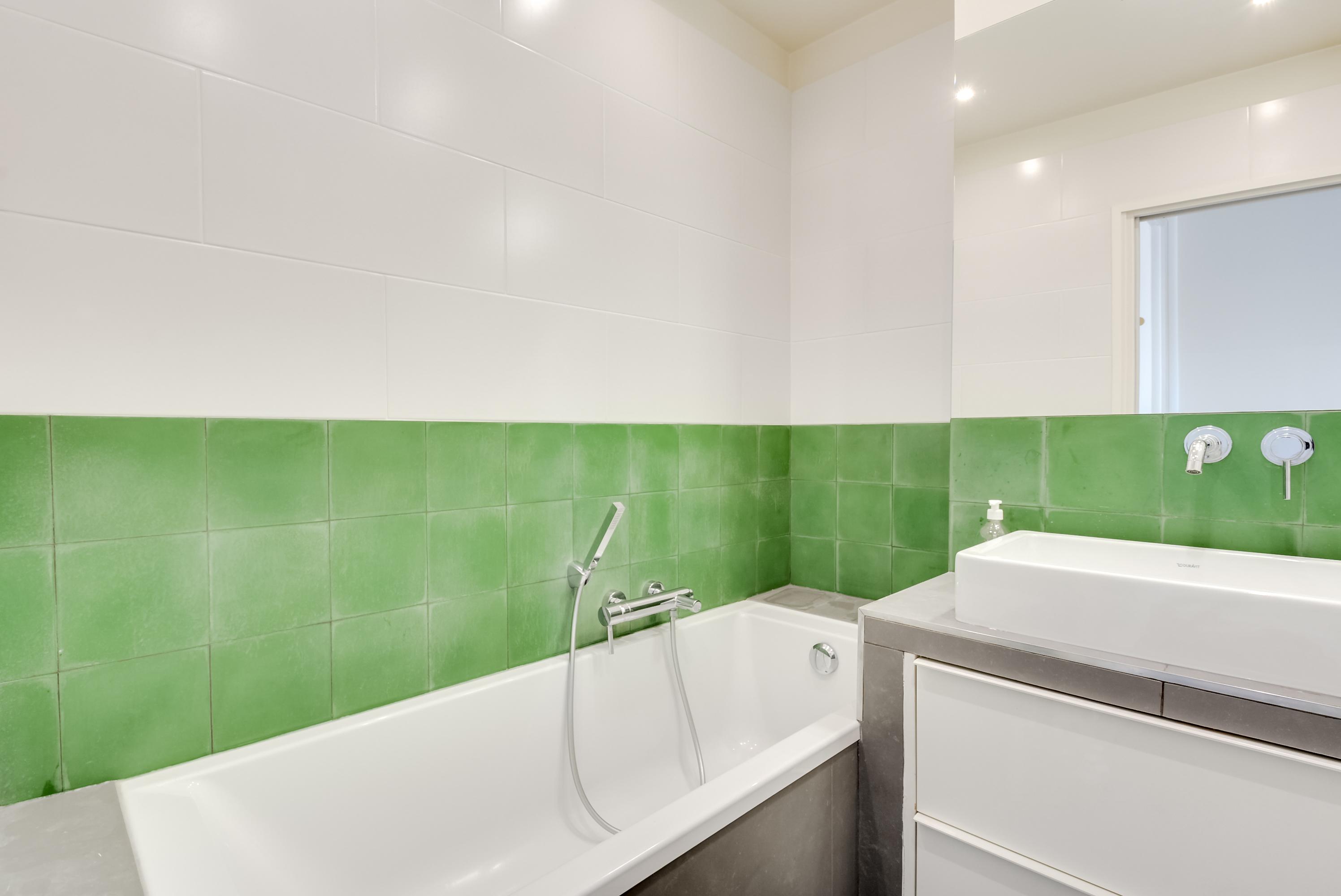 Dernier Etage Paris - salle de bain