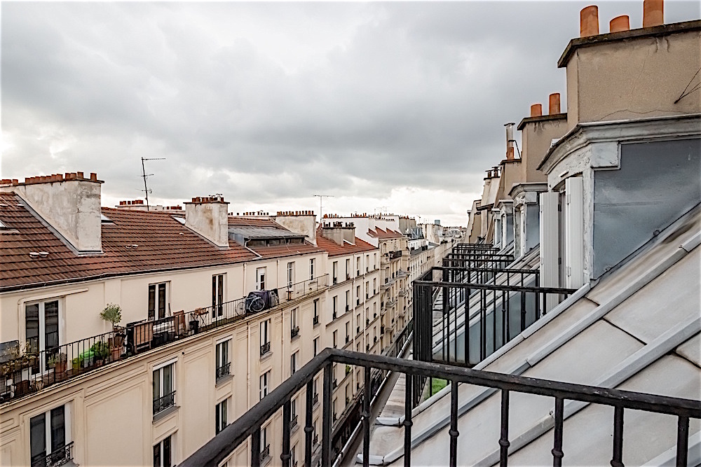 Pour une vue ciel avec balcons# Pépite Paris 11ème